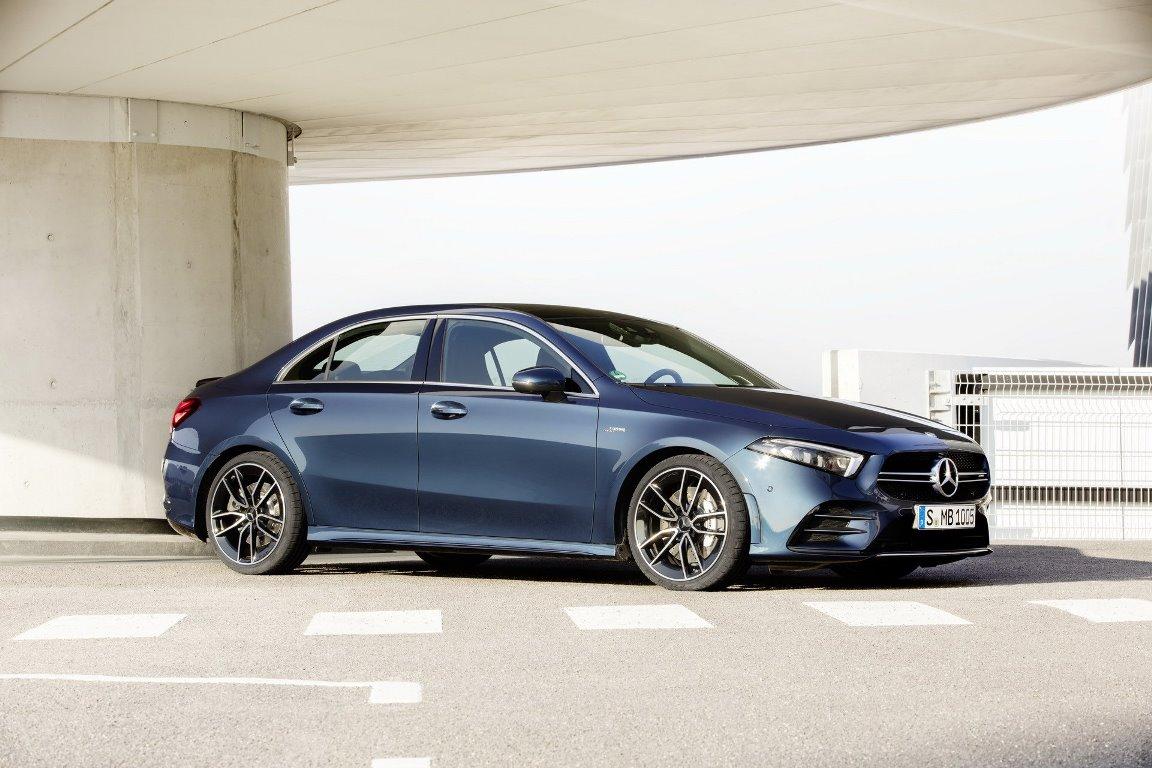 Mercedes-Benz A35 AMG Sedan