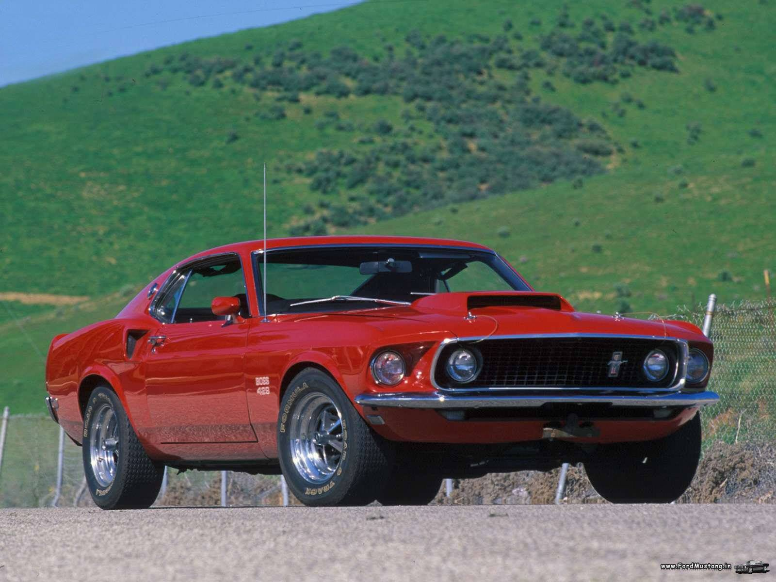 Ford Mustang GT 1970