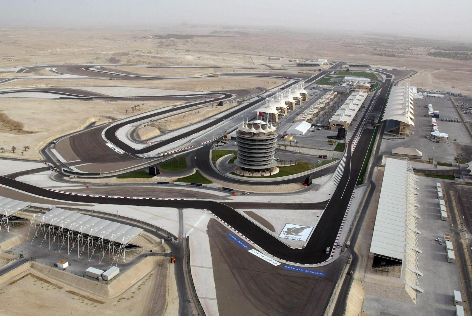 Международный автодром Бахрейна