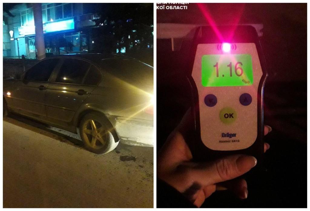 Пьяный уроженец Туркменистана управлял автомобилем