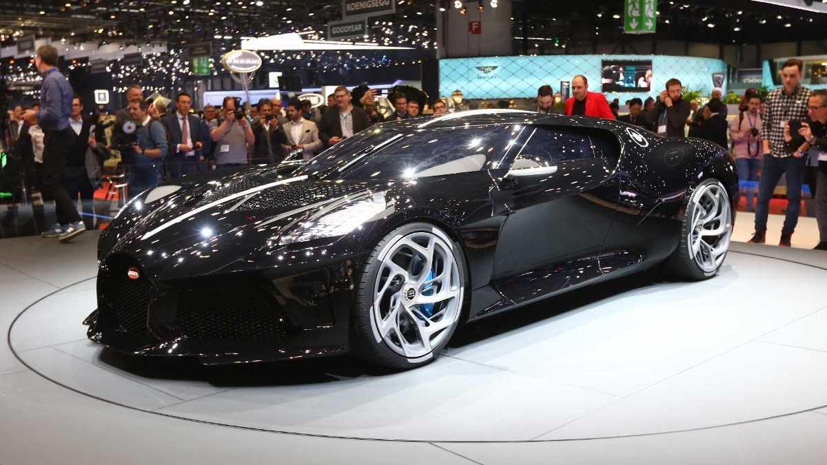 Bugatti La Voiture