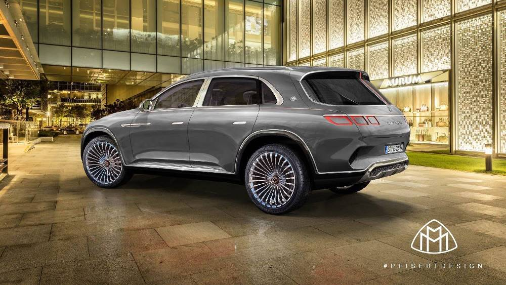 Maybach SUV