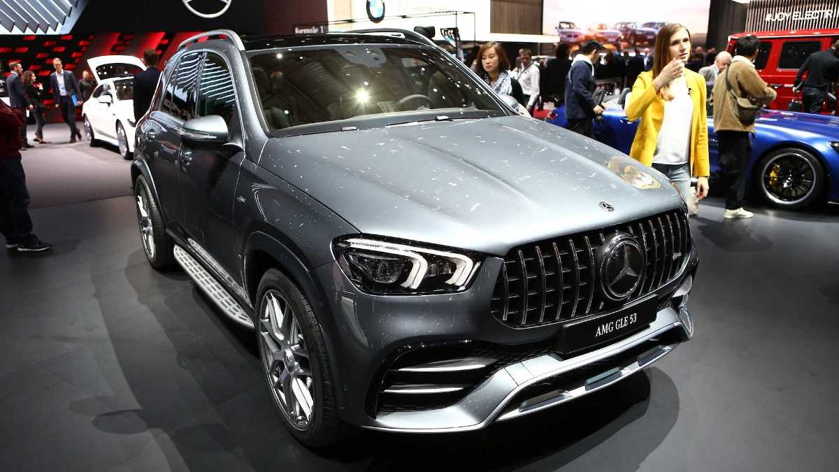 Mercedes-Benz GLE 53