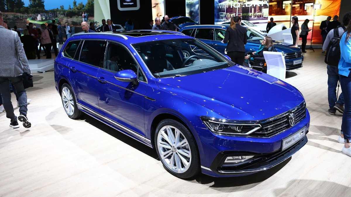 Volkswagen Passat B8 Variant