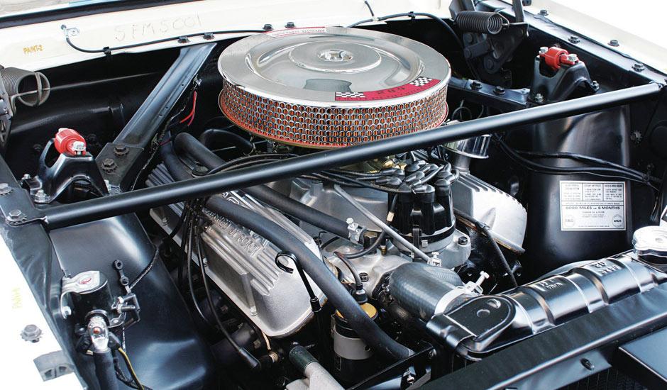 Двигатель 289 Small-Block