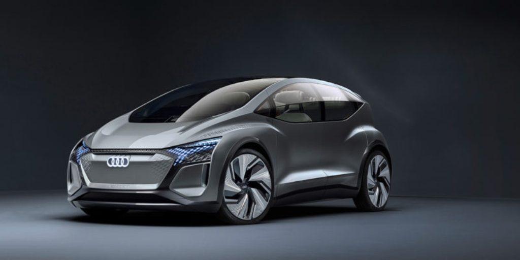 Концепт Audi AI: Me