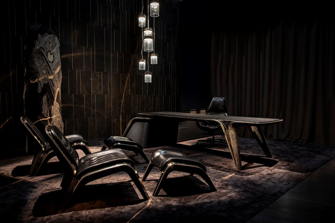 Мебель от Bentley