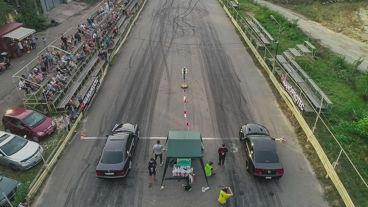 Drag Racing на Чайке