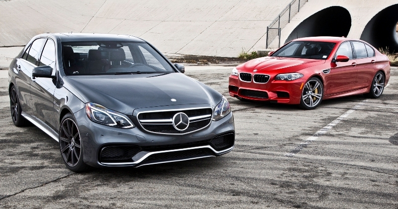 Компании BMW и Mercedes объединились для создания совместной платформы для электромобилей