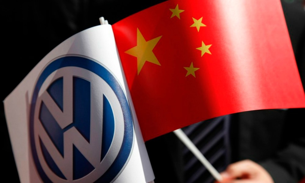Volkswagen Auto Group планирует выкупить компанию JAC