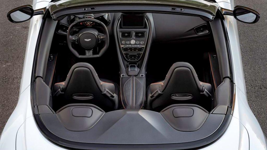 Стоимость DBS Superleggera Volante стартует от 329 тысяч долларов