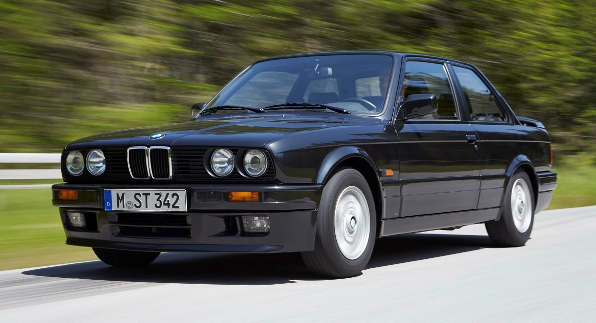 BMW 320is 1987