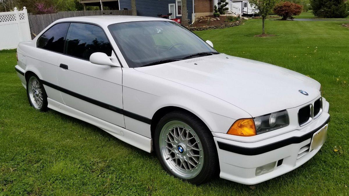 BMW 325is E36