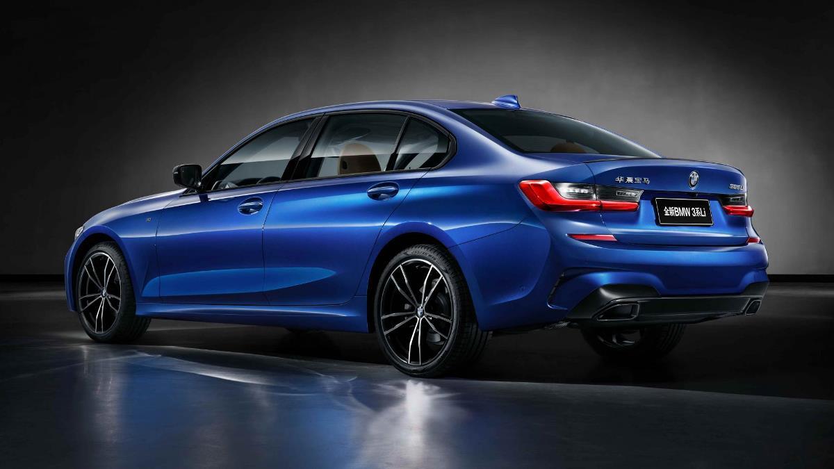 BMW 3 Long