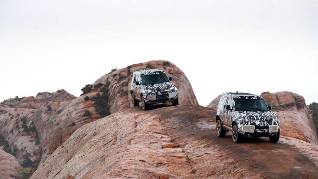 Тесты проходили в пустыне, за Полярным кругом, в горах Колорадо и на бездорожье в Кении