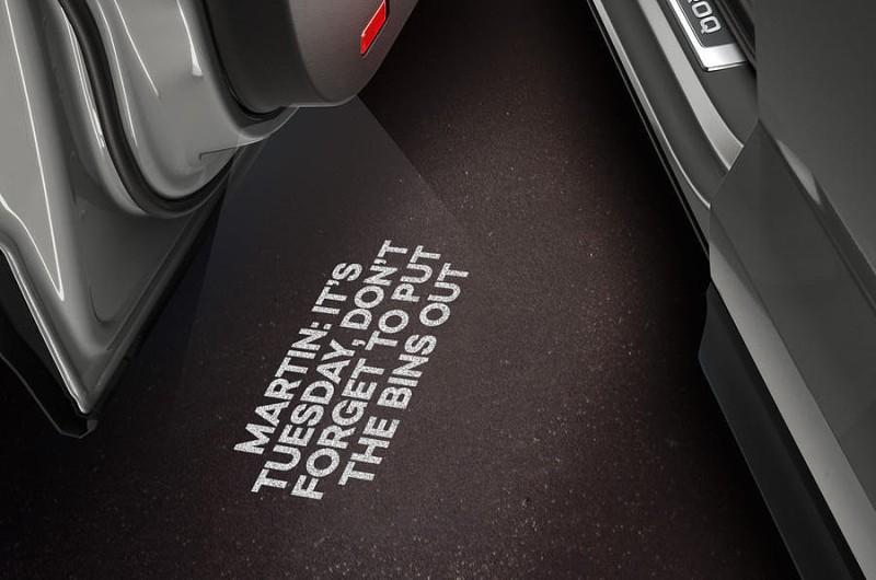 Напоминалка для водителя авто от Skoda