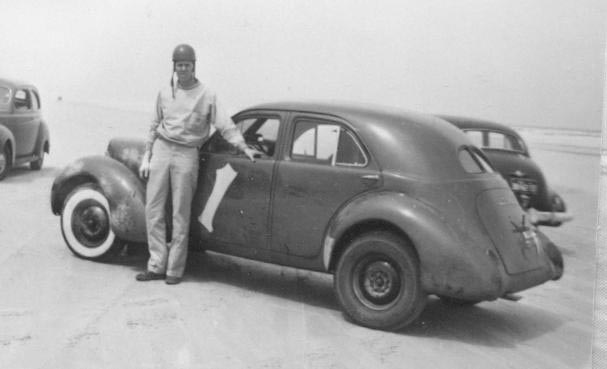 Билл Франц старший, 1940 год
