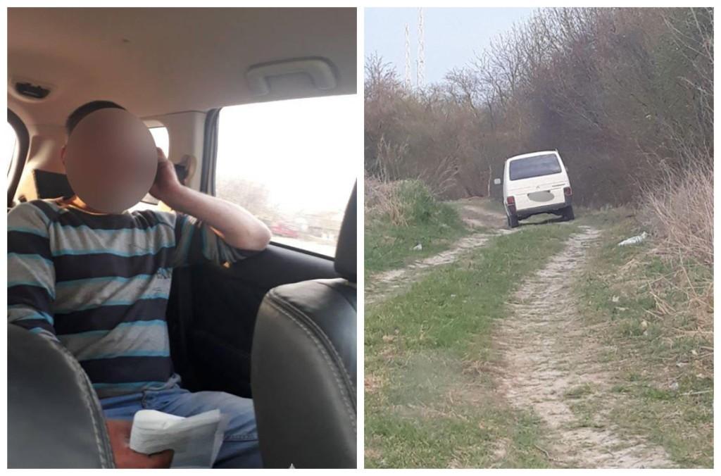 Пьяный водитель нарушил скоростной режим
