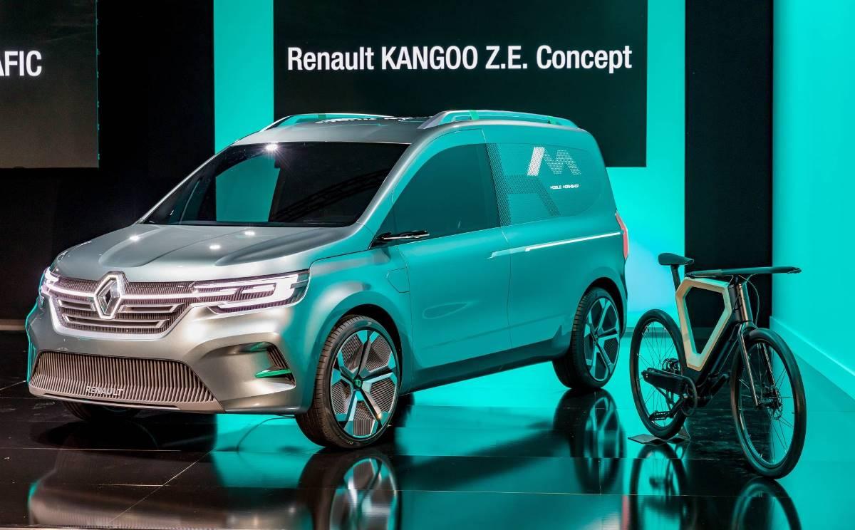 Renaul Kangoo Z.E. Concept
