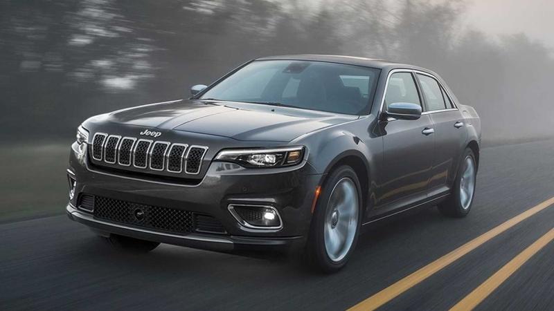 Jeep анонсировал выпуск седана