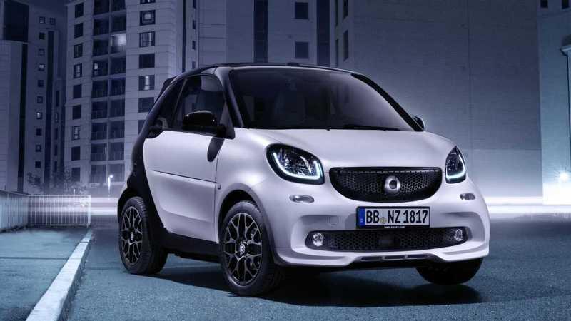Daimler объединился с китайским производителем Geely, чтобы продолжить производство Smart