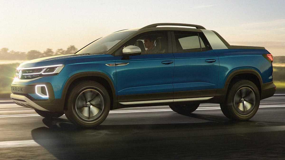 Автомобильная выставка в Нью-Йорке принесла в наш мир новую модель, именуемуюTarok