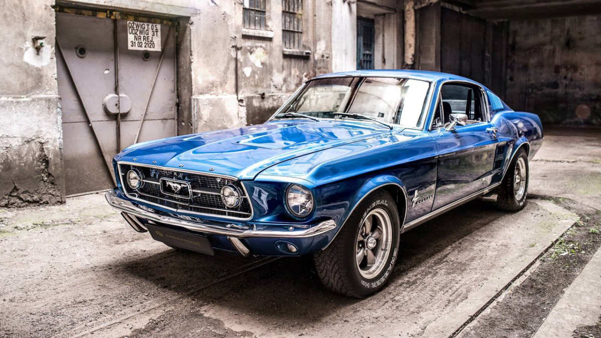 Ford Mustang 1967-1968
