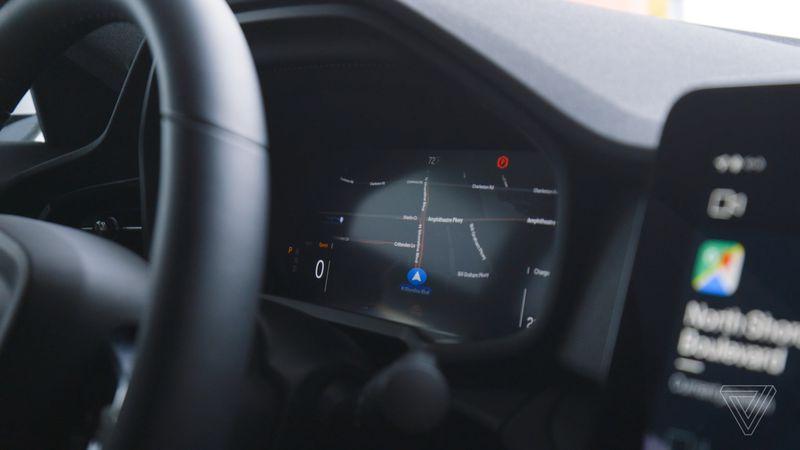 Volvo Polestar 2 станет первым автомобилем, который официально получит Android Automotive OS