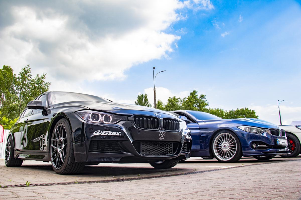 M3 и B3 Alpina