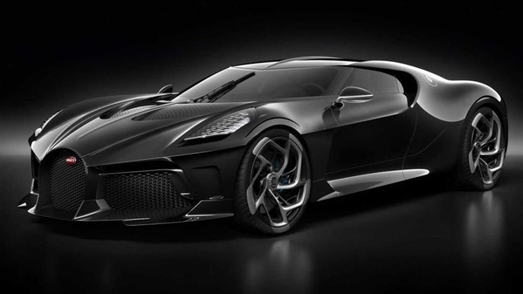 Картинки по запросу bugatti la voiture noire цена