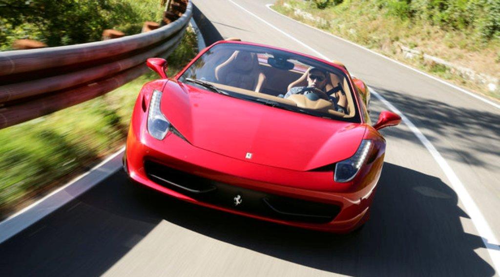 Штраф в 290 тысяч евро за превышение скорости на 57 км/ч
