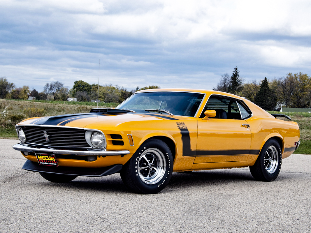 Ford Mustang 1969-1970