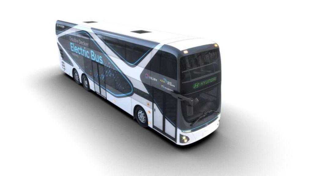 Запас хода электробуса составляет 300 километров