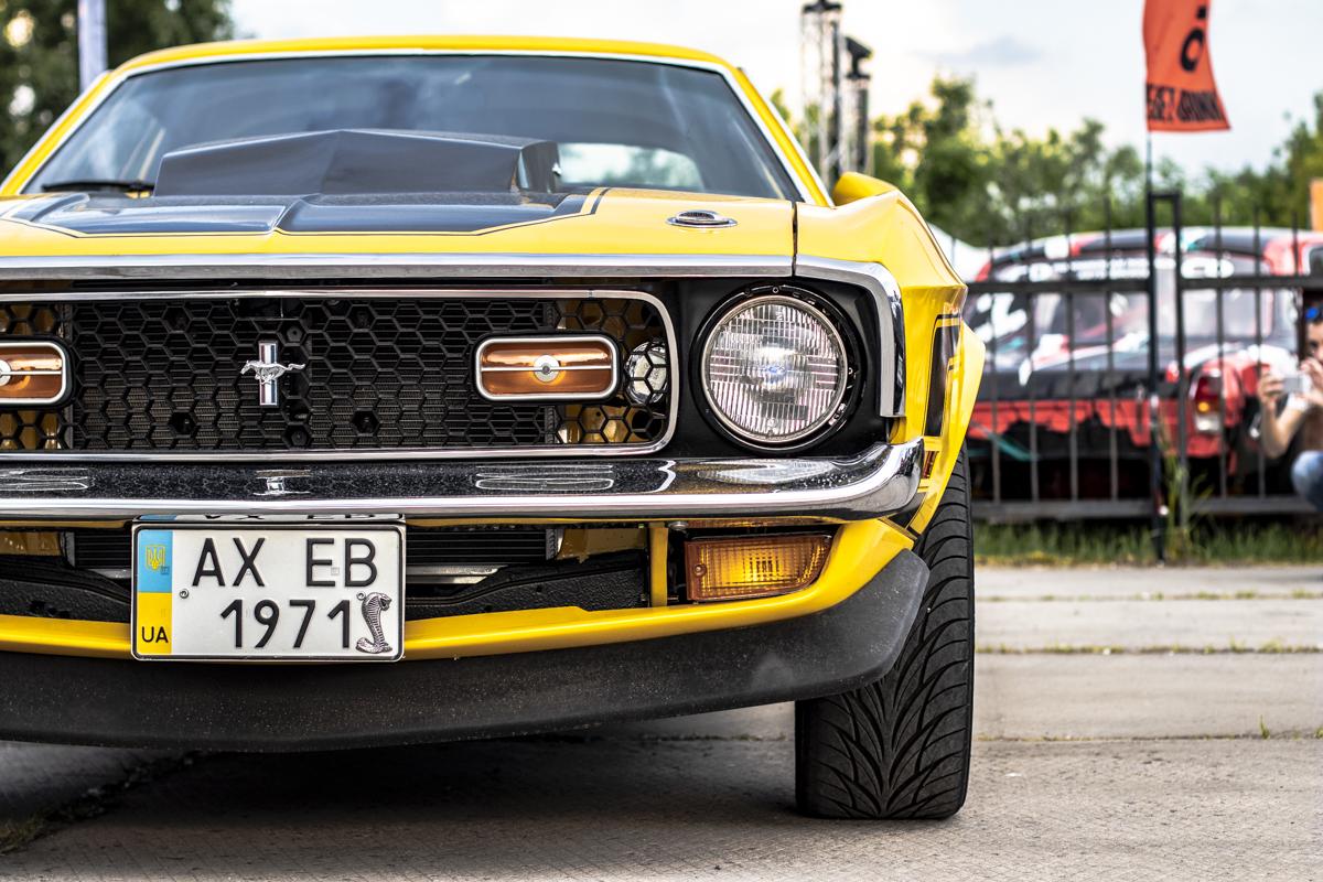 Mustang Mach-1