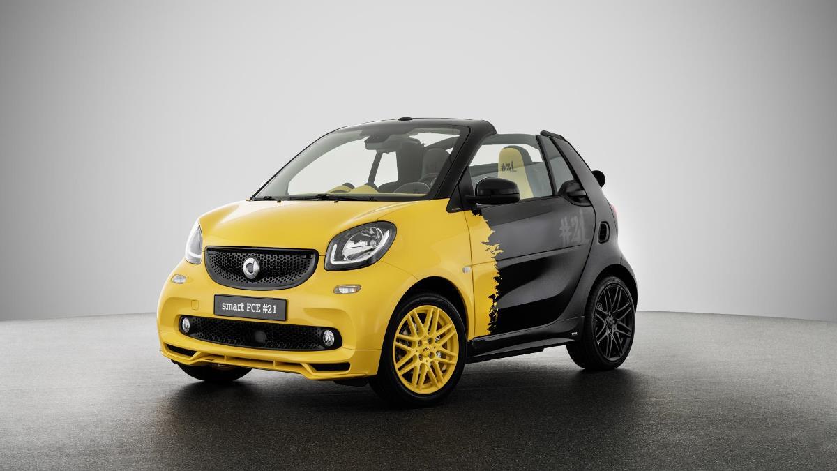 Smart Cabrio Final Collector's Edition
