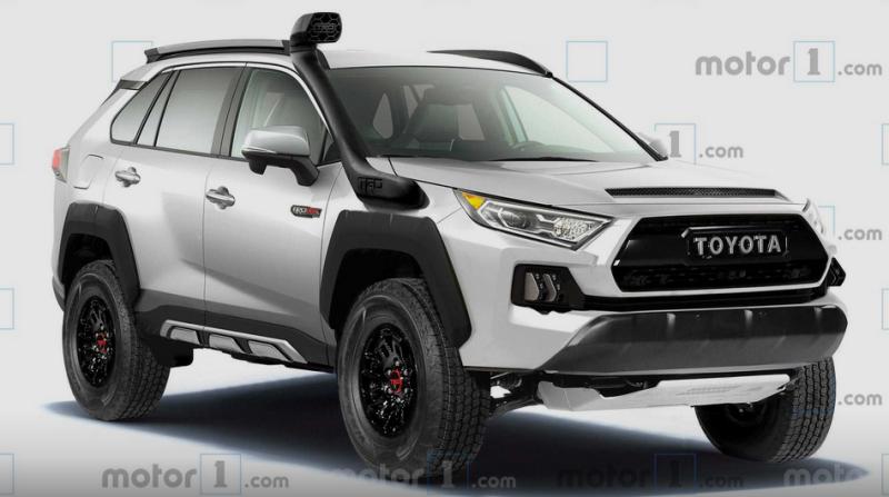 Toyota RAV 4 TRD PRO