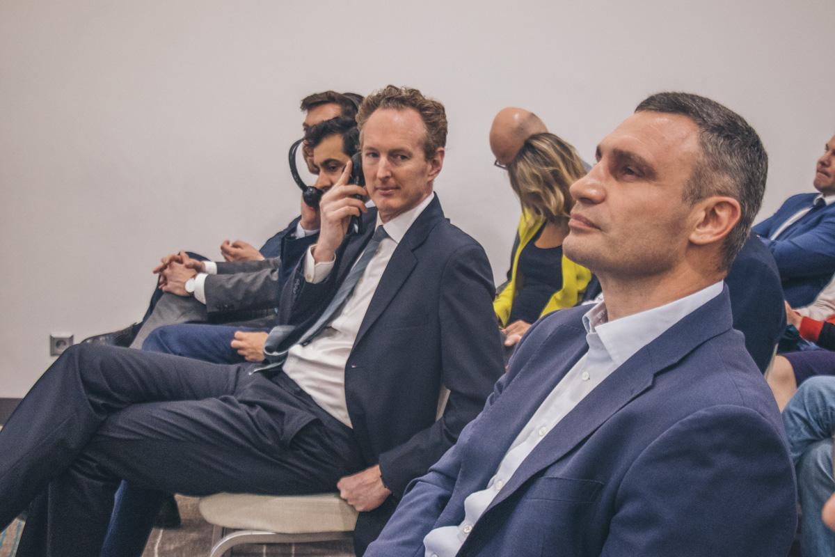 В Киеве прошла презентация Uber Shuttle