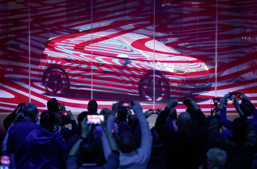 Volkswagen открыл предзаказы на ID.3
