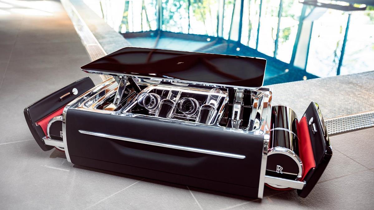 Rolls-Royce представил очередной аксессуар