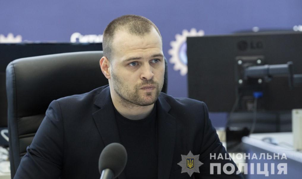 Заместитель Главы Нацполиции Александр Фацевич