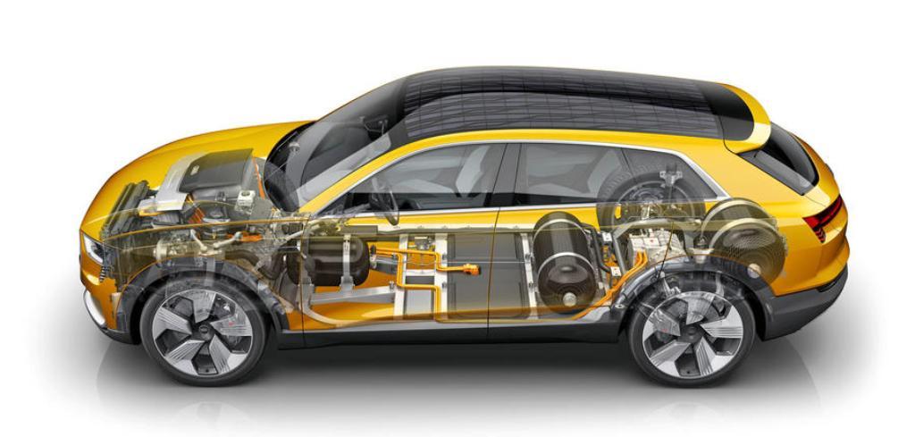 Концепт автомобиля на водороде представят в конце 2019 года