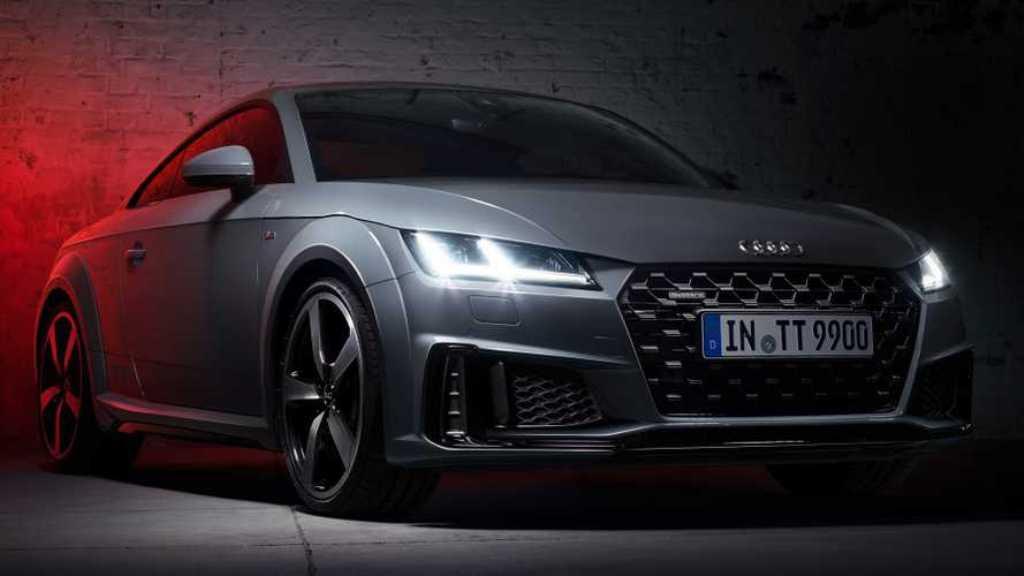 Audi открывает онлайн-заказ TT Quantum Grey Edition