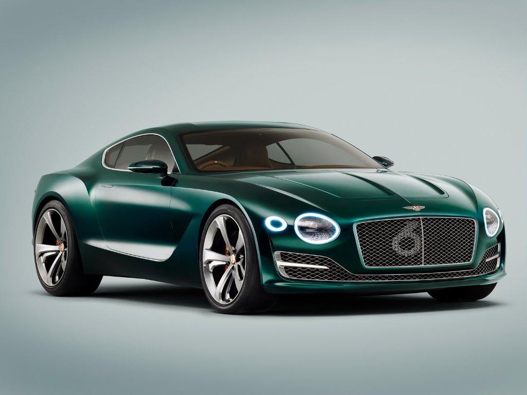 Компания Bentley готовит новый концепт-кар