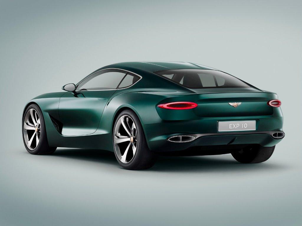 Он будет основан на базе уже известного концеп-купе EXP 10 Speed 6
