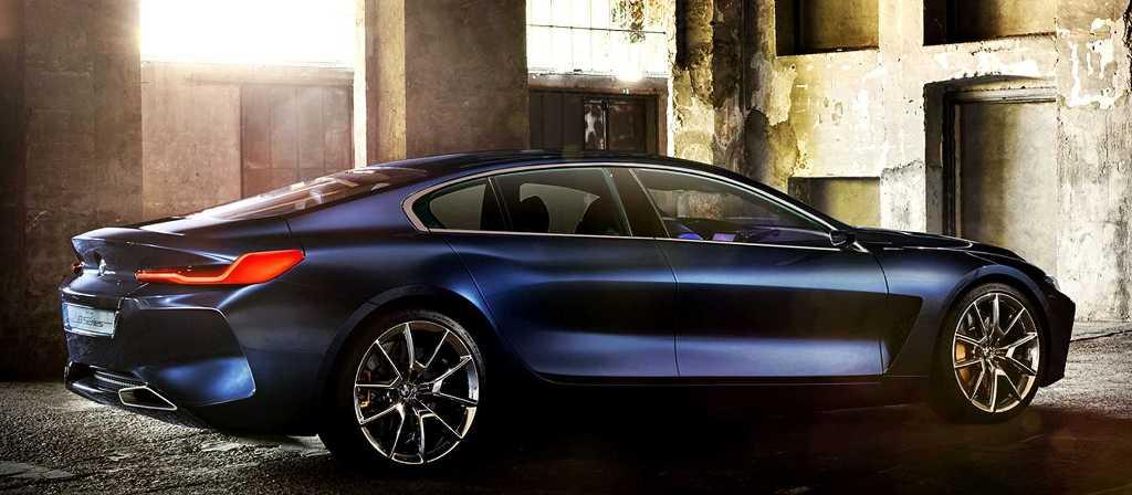 BMW Gran Coupe 8-series