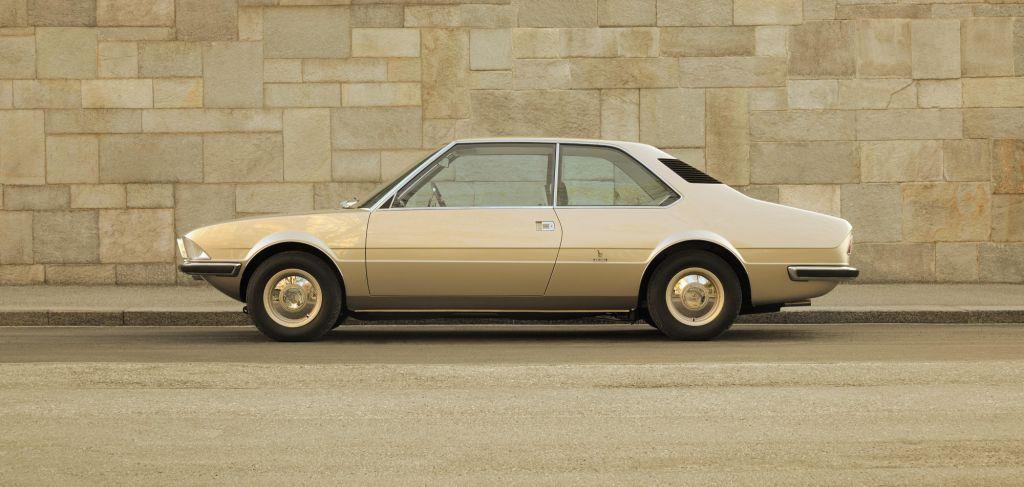 BMW Garmisch выполнен в несвойственном для концерна цвете шампань