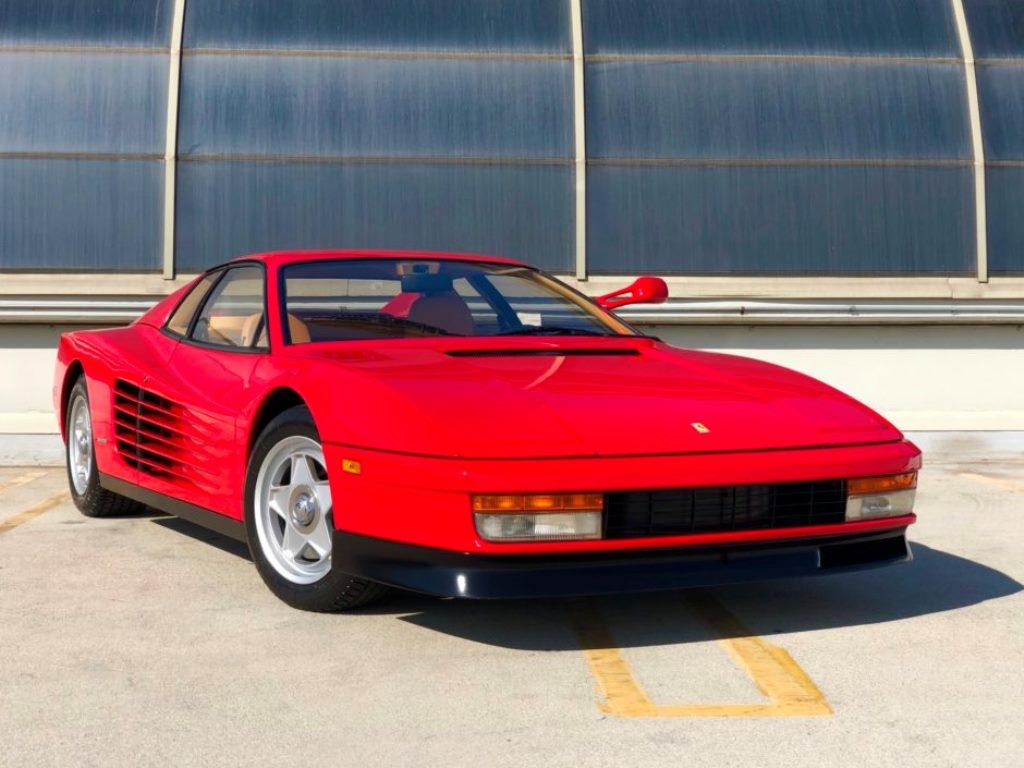 Ferrari Testrarossa Monospecchio
