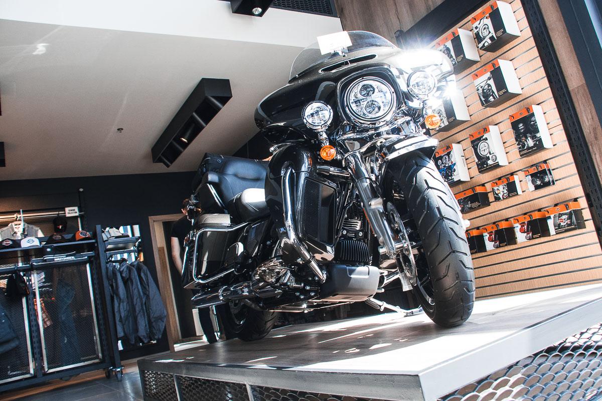 Для тех, кто еще только думает над приобретением мотоцикла бренда Harley-Davidson, возможен бесплатный тест-драйв