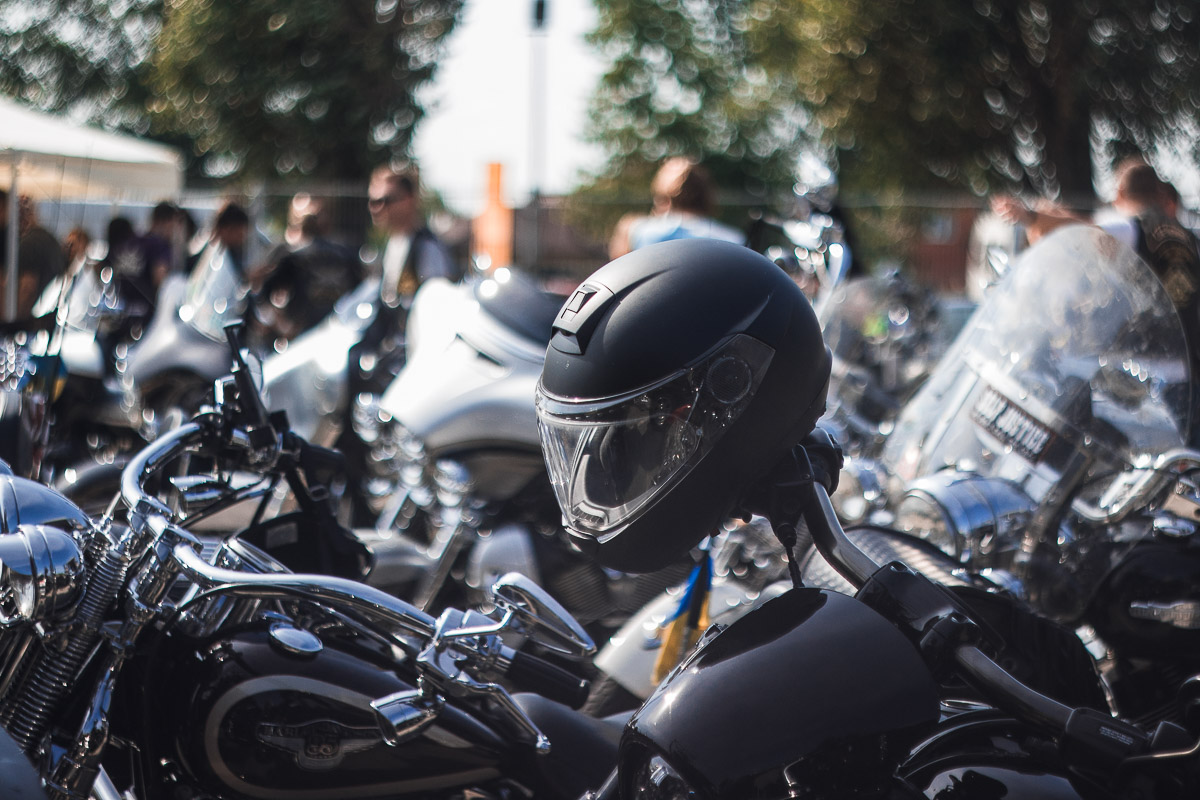 Поддержать любимый бренд съехались байкеры со всей страны