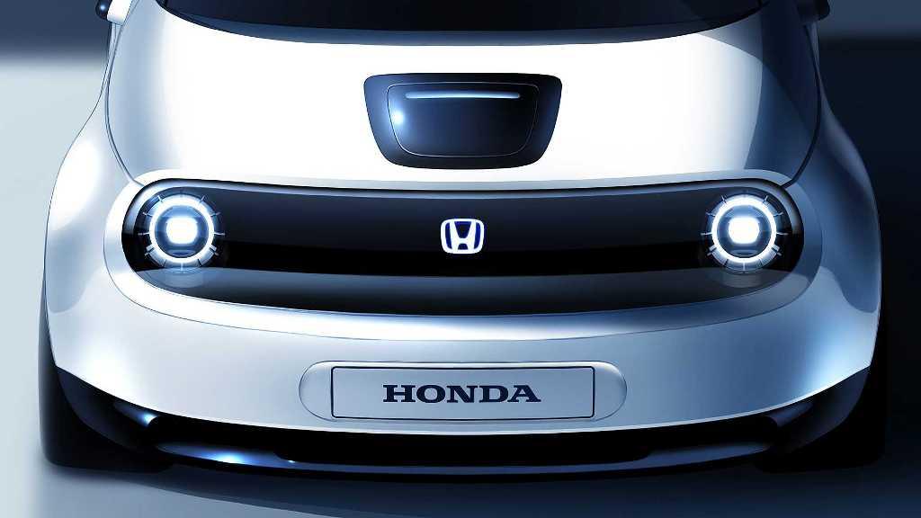 Honda е